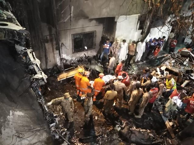PIA Plane Crash: 20 houses, 24 vehicles destroyed, survey report