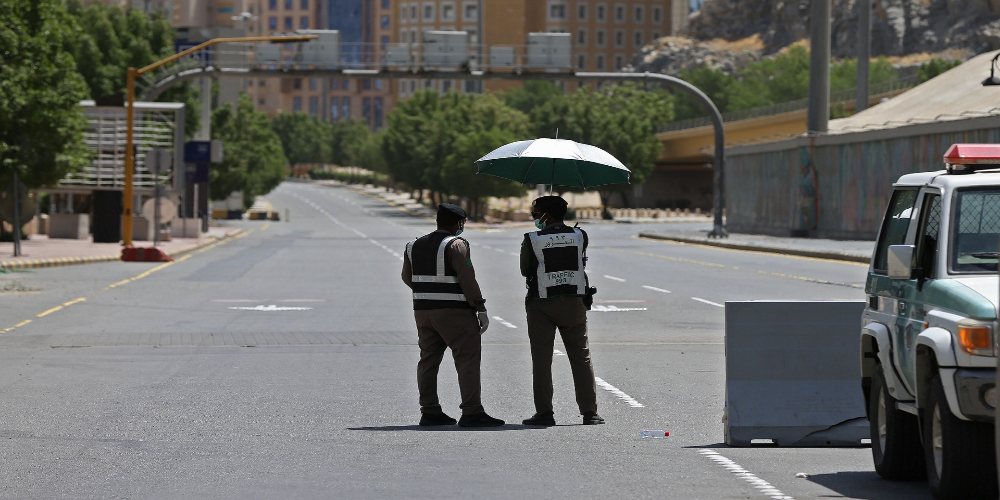 Coronavirus lockdown eased in Dubai, Saudi Arabia
