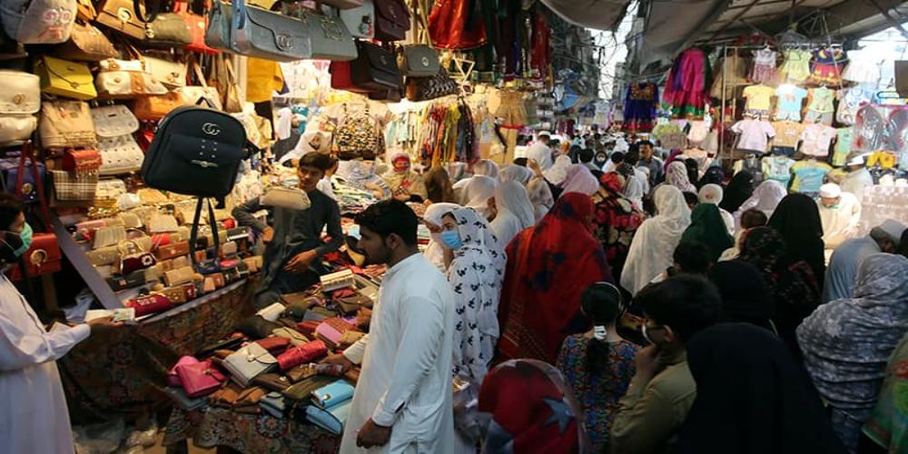 Karachi markets reopen