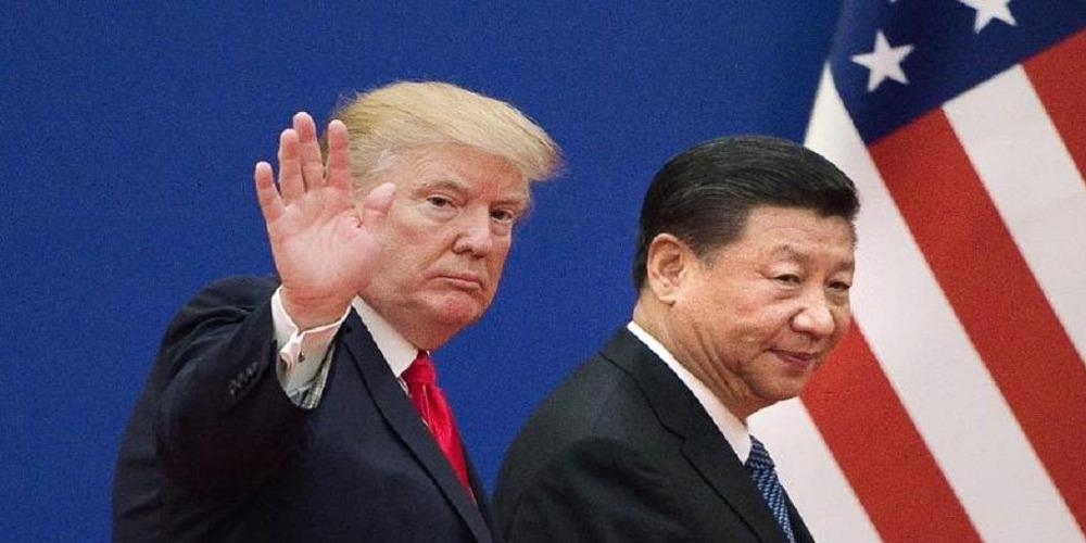 Armed confrontation threat between US and china amid coronavirus