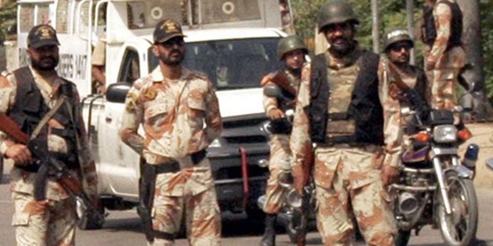 Sindh: Special powers of Rangers extended by 90 days