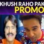 Indian comedians felicitate 'Khush Raho Pakistan'