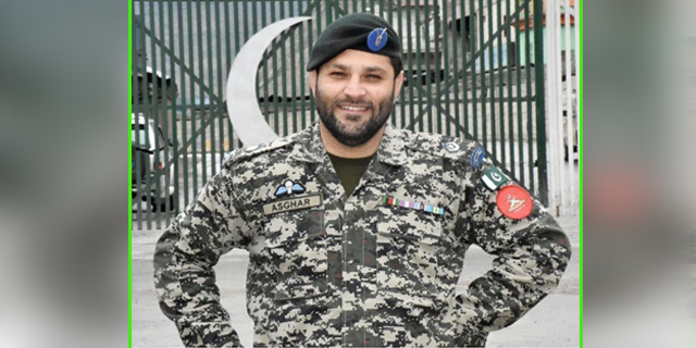 Major Muhammad Asghar