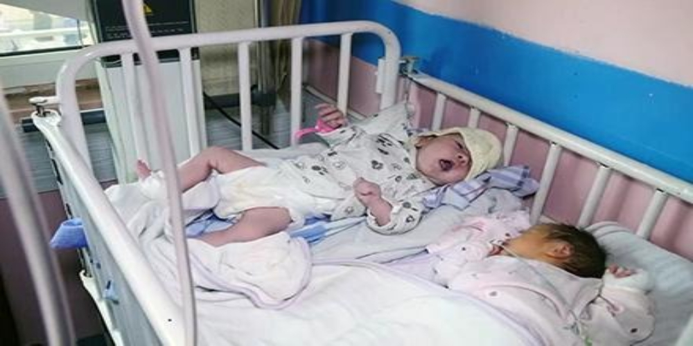Afghan women breastfeeding orphaned infants after Kabul attack