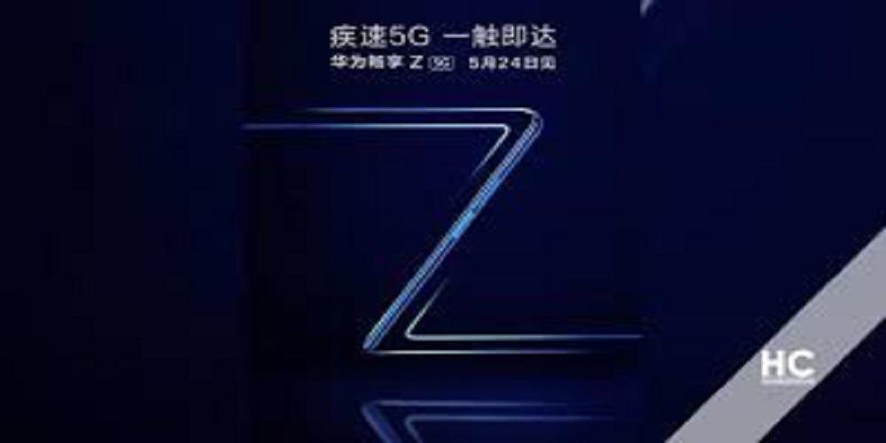 Huawei Enjoy Z 5G to debut on 24th May