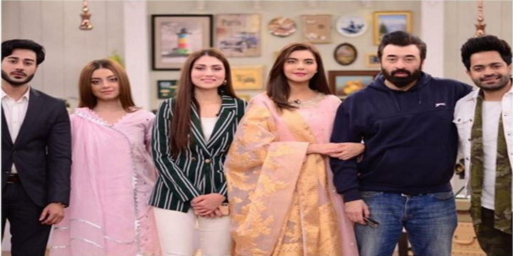 Yasir Nawaz, Nida, Alizeh Shah reportedly contract COVID-19