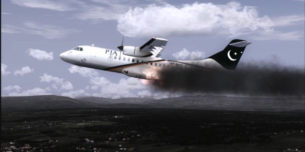 PIA plane crash incident-97 bodies recovered whereas 2 passengers survived