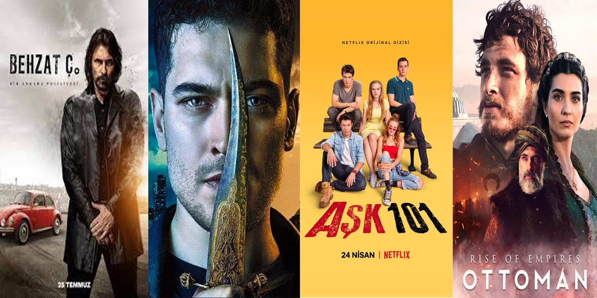Renowned Turkish series you may like to watch