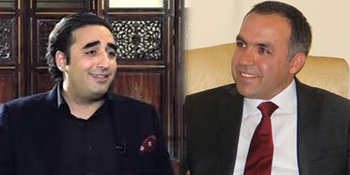 Chairman Bilawal Bhutto Zardari calls on Afghan Ambassador