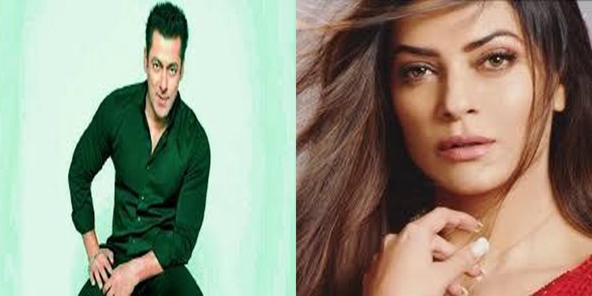 Salman Khan congratulates Sushmita Sen on appearing in a web series