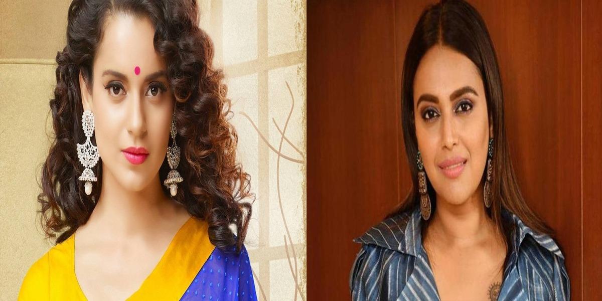 Kangna Ranaut's team slam Swara Bhasker for supporting Karan Johar