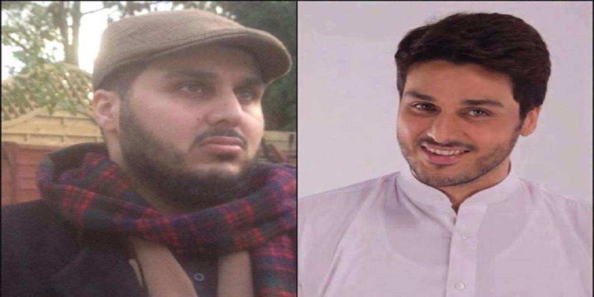 Ahsan Khan twin brother