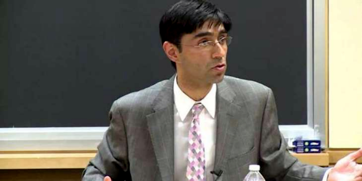 Moeed Yousuf Dismisses Reports Of His appointment As High Commissioner to India
