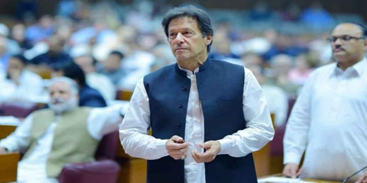 India is involved in attack on PSX: PM Imran Khan