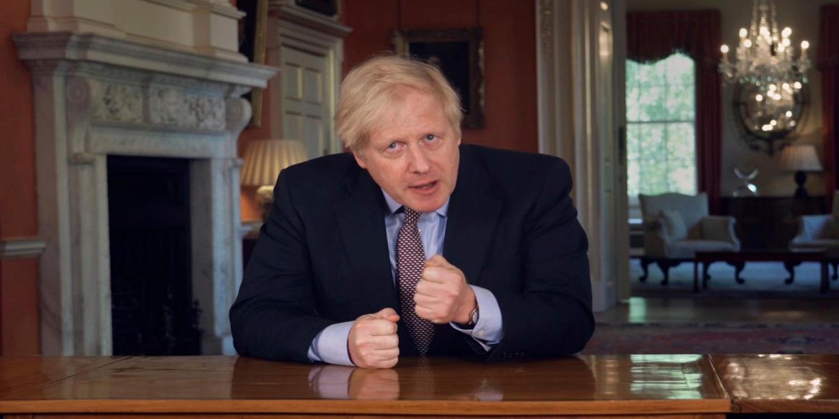 Boris Johnson British PM
