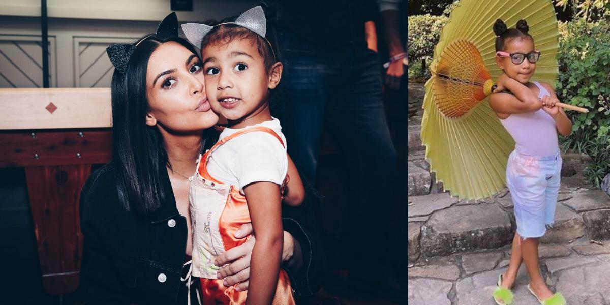Kim Kardashian daughter
