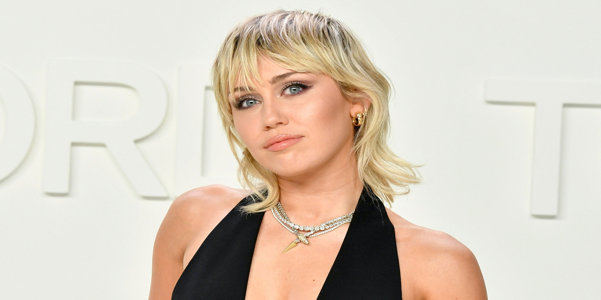 Miley Cyrus demands liberty and justice for all