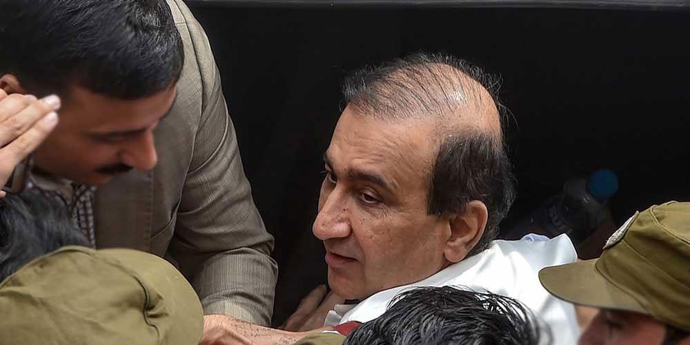Mir Shakil illegal plot allotment case September 8