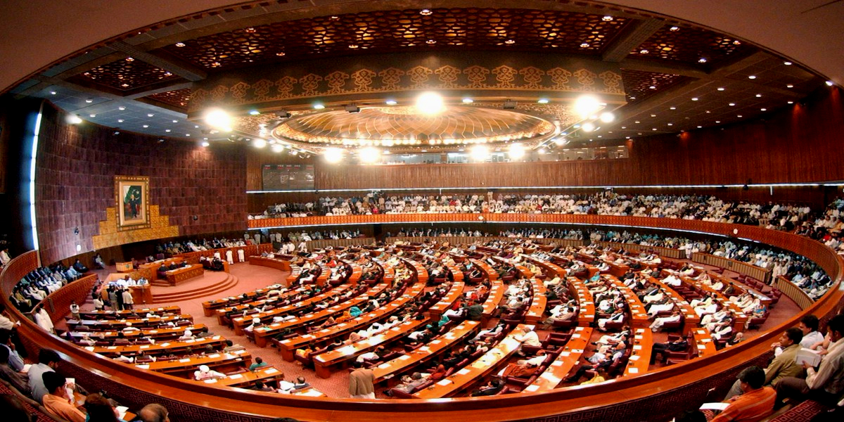 Opposition Gives Walkover To Govt For Rs3 Trillion Grant Approval