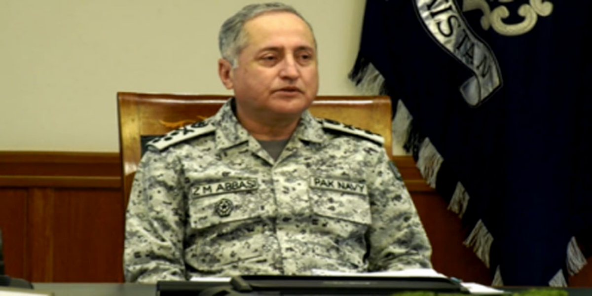 Naval Chief