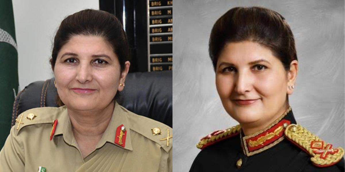 Major General Nigar Johar