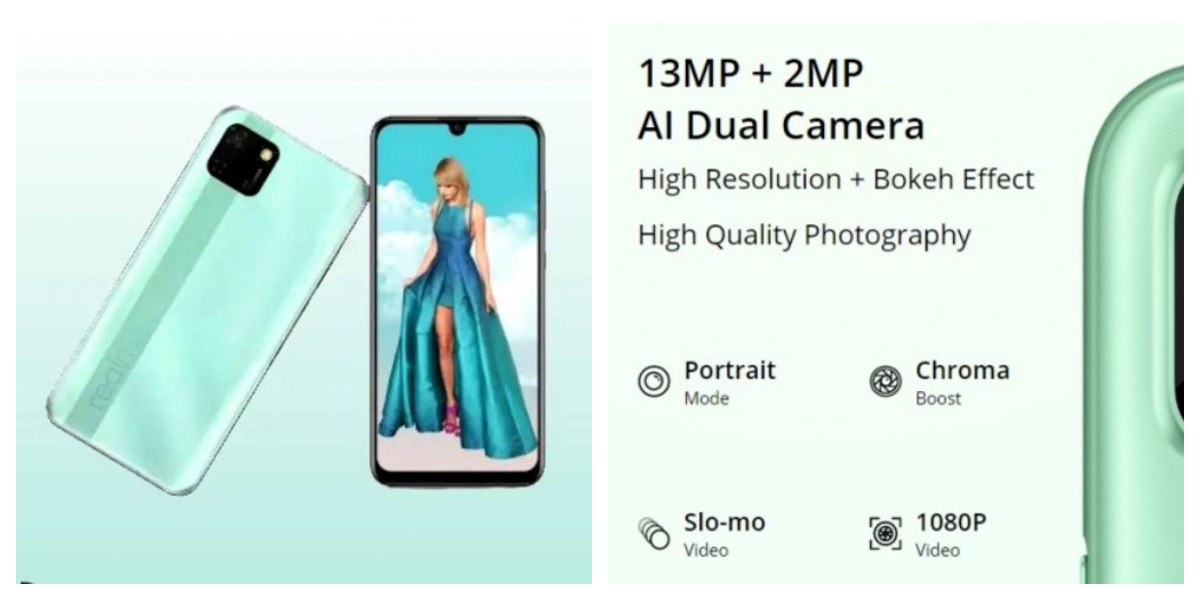 RealMe introduces new Ultra-budget gaming smartphone with Powerful battery