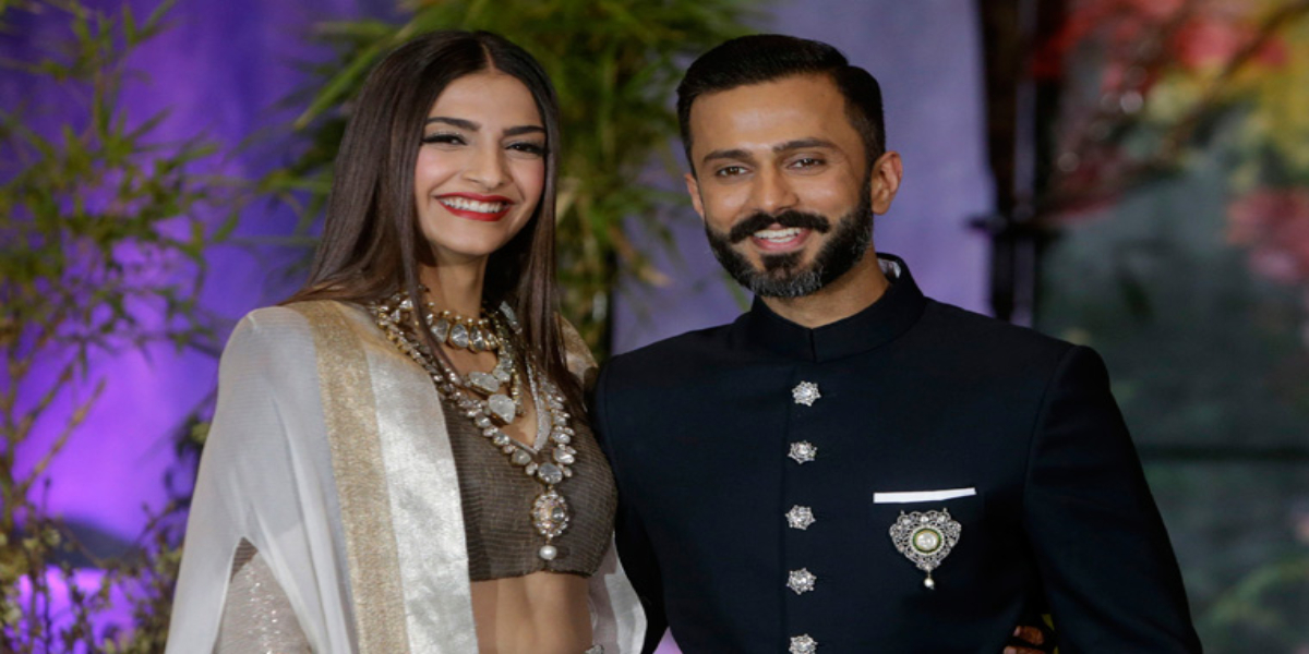 Sonam Kapoor shares love for Anand Ahuja in an appreciation post