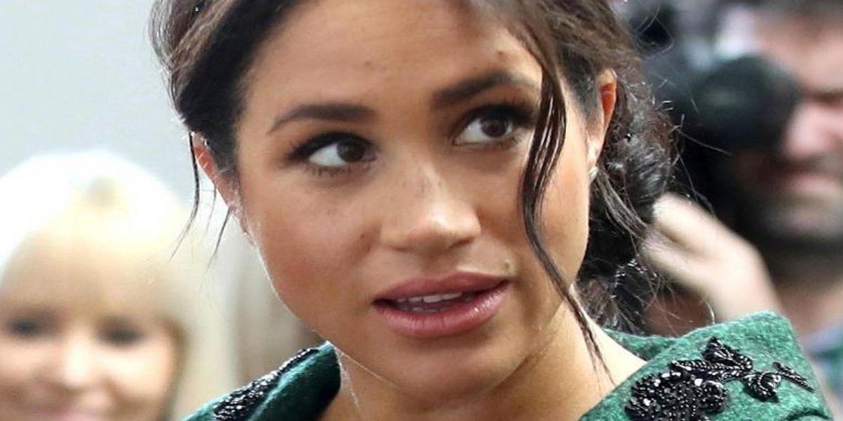 Meghan Markle broke down in tears before last royal meetup