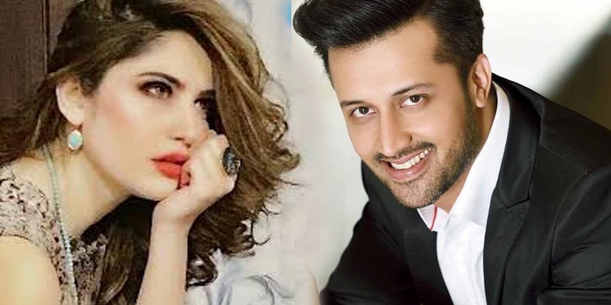 Old video of Atif Aslam and Neelam Muneer goes viral