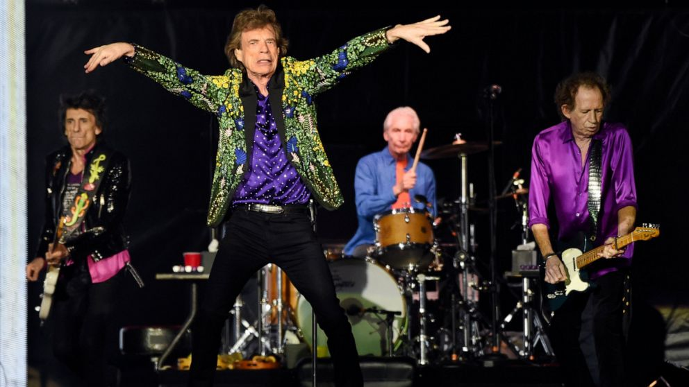 The Rolling Stones warn to sue Trump for using their songs