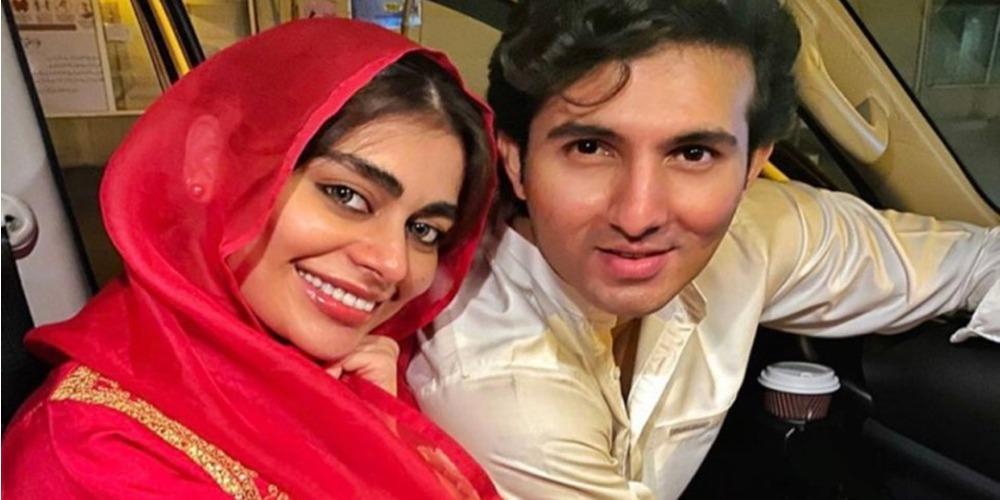 Shahroz Sabzwari Video Message About His Marriage With Sadaf Kanwal