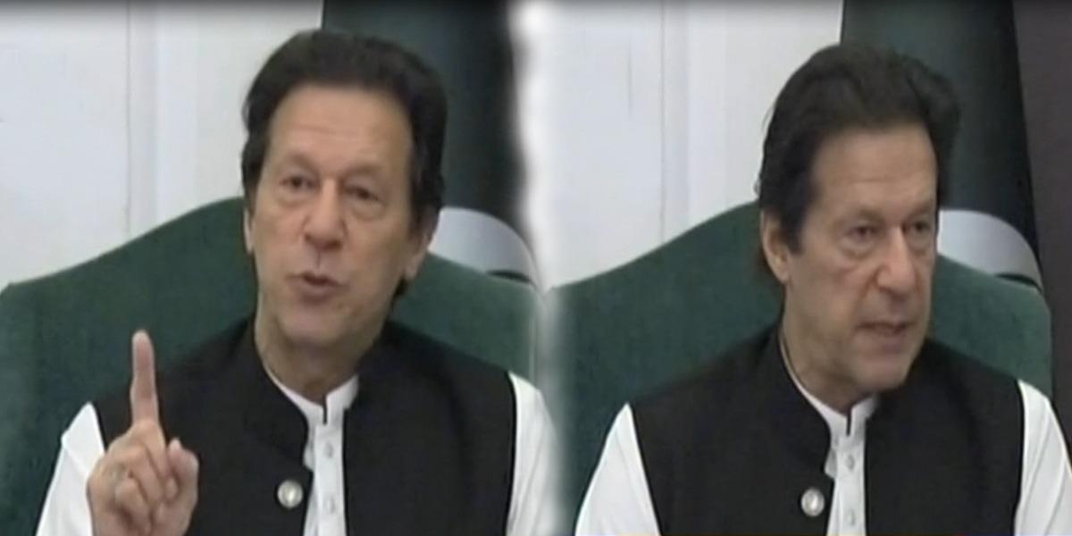 Prime Minister explains solution to the problems of Karachi & Lahore