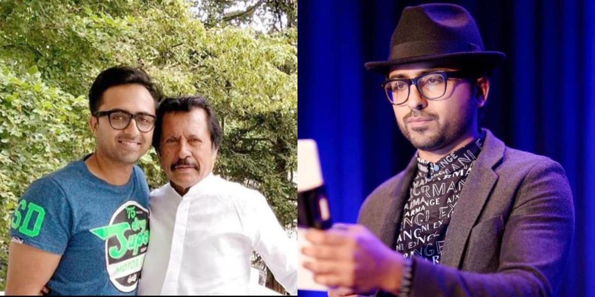 Sanwal Esakhelvi's Punjabi Bhangra Song with Mexican Singer