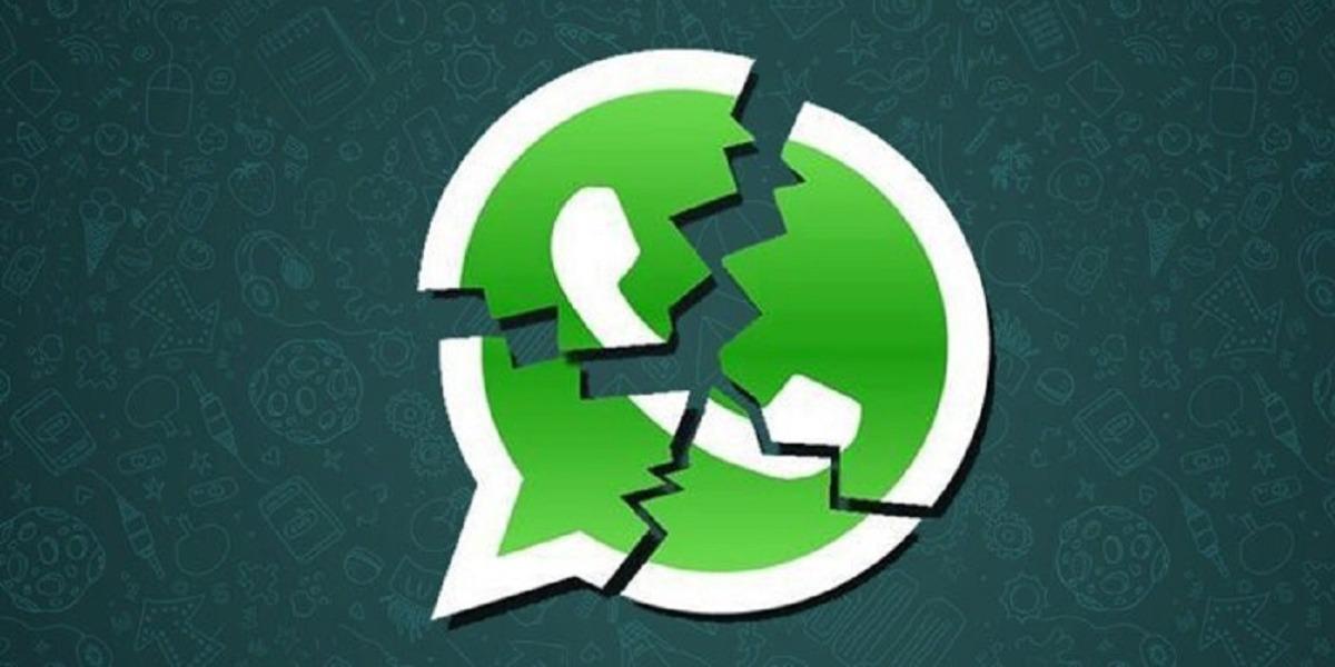 Whatsapp down around the world, Users report issues