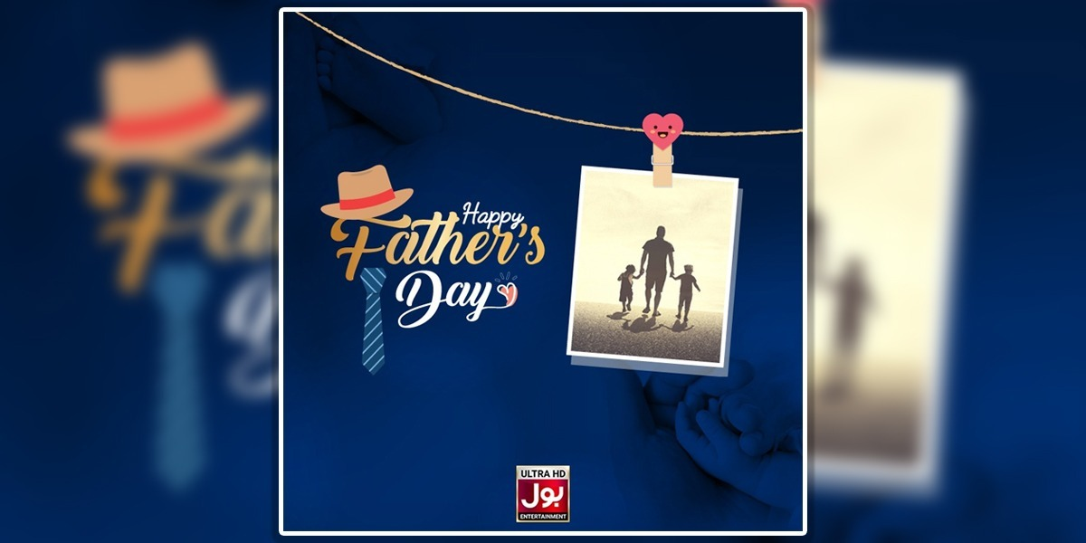 International Father's Day: The great pillar of Strength