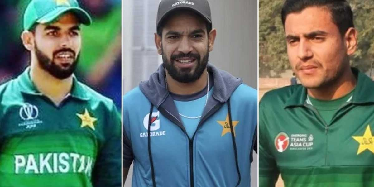 Three players of Pakistan cricket team tested positive for COVID-19