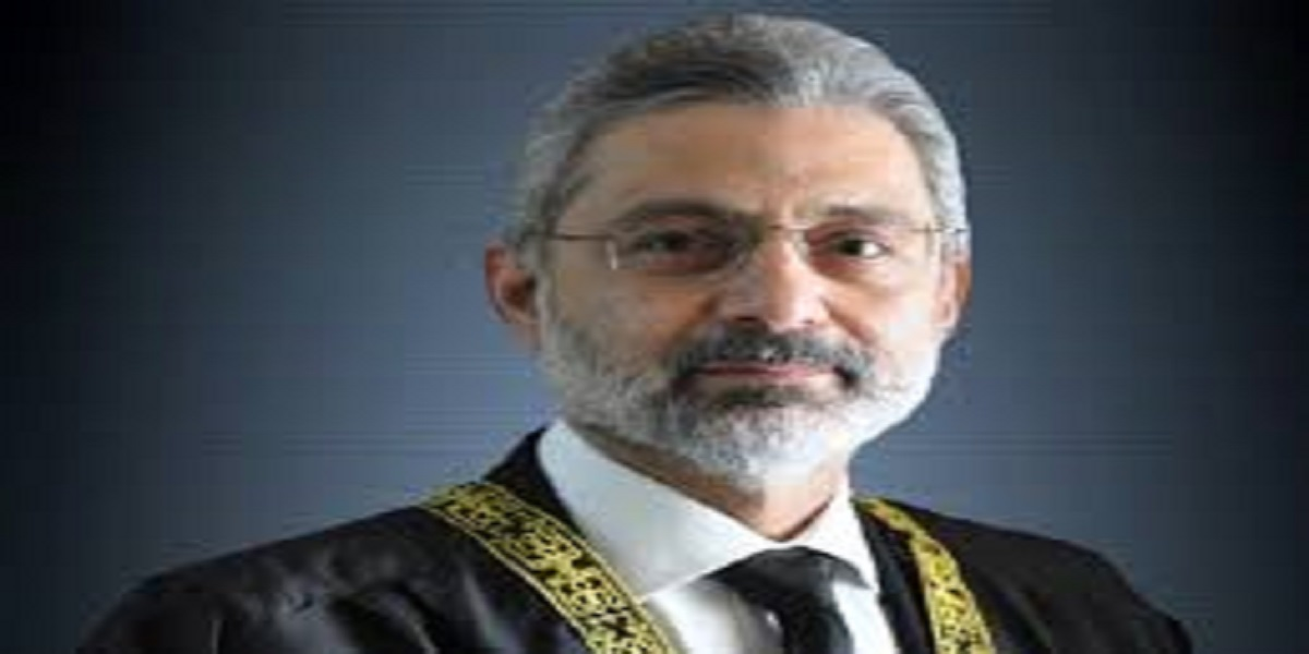 Supreme Court rejects presidential reference against Justice Qazi Faez Isa