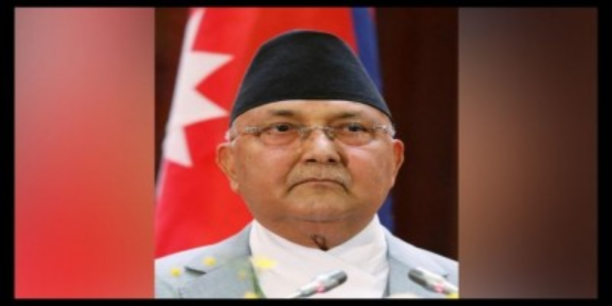 India is conspiring to oust me from power: Nepalese Prime Minister