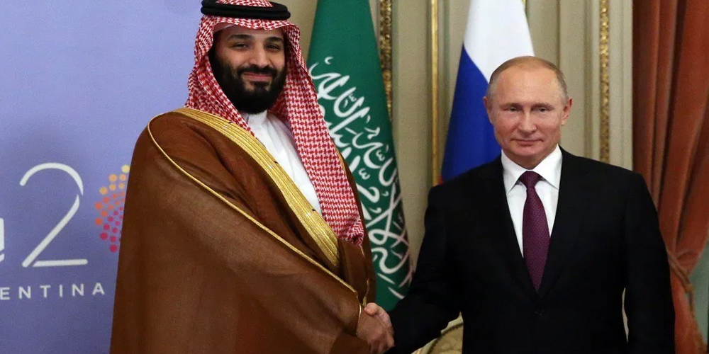 Saudi Arabia and Russia settle on oil prices issue