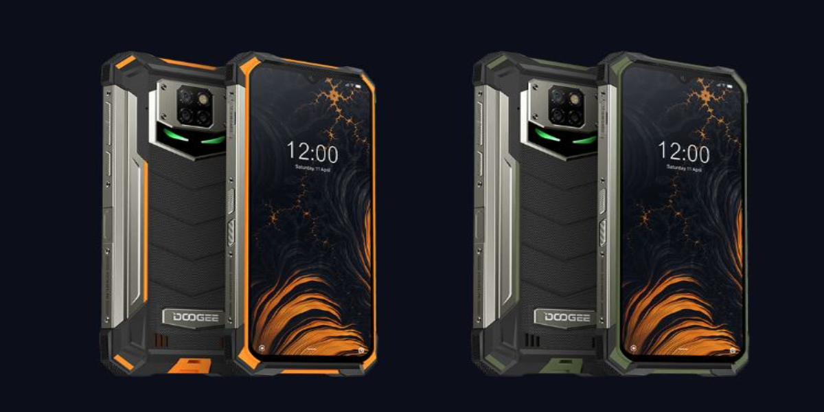Smartphone with 10,000 mAh battery with staunch body launched