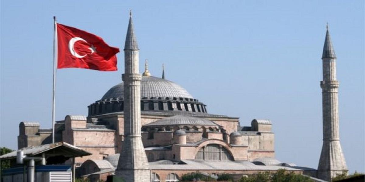 Doors of Hagia Sophia will be opened for all, Tayyip Erdogan