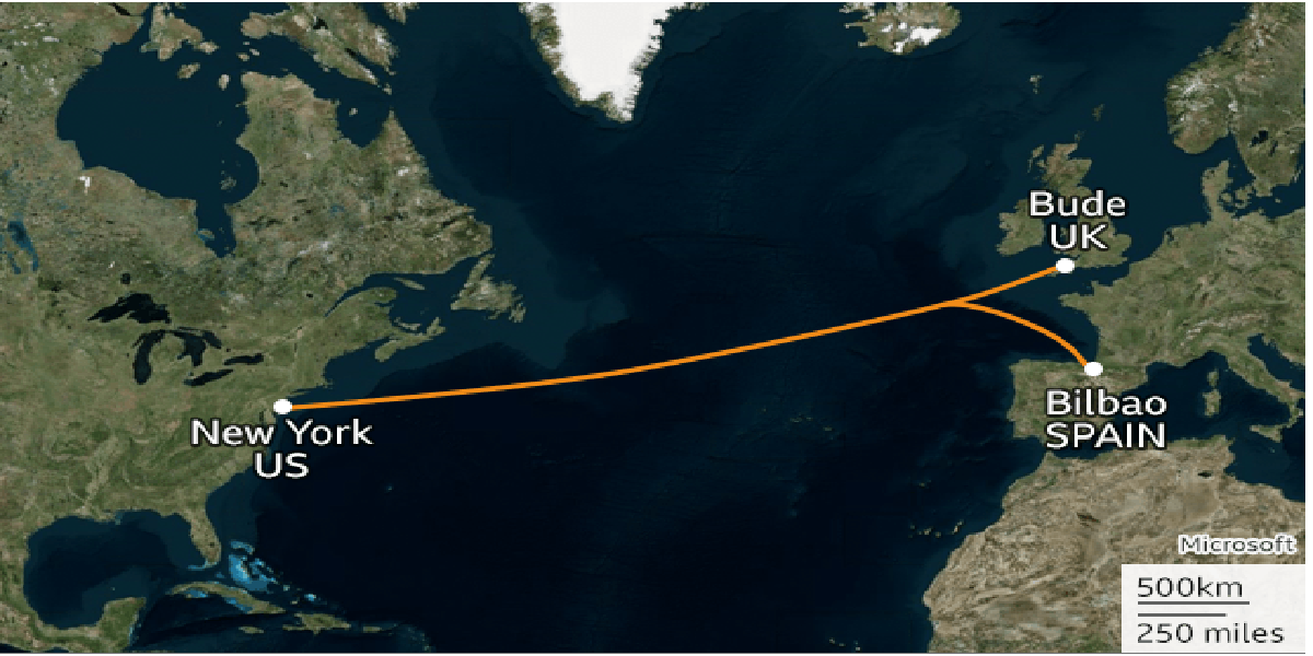 Google plans to build new transatlantic data cable in Cornwall