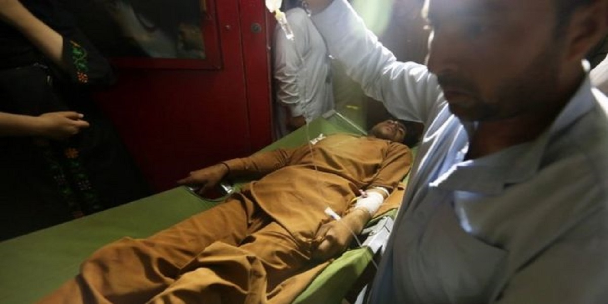17 Killed in car bomb blast in Afghanistan