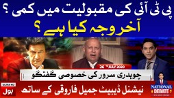 Governor Punjab Chaudhry Sarwar Interview with Jameel Farooqui Full Episode 26th July 2020