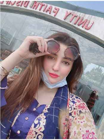 Gul Panra stuns everyone with her new pictures