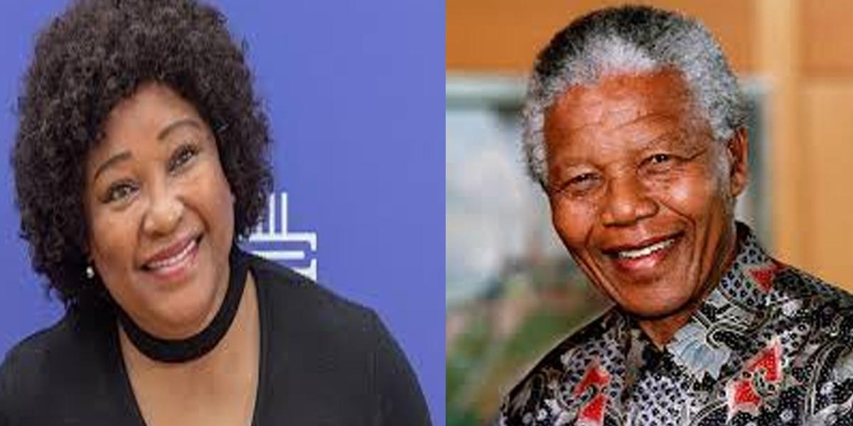 Daughter of Nelson Mandela, Zindzi Mandela dies at 59