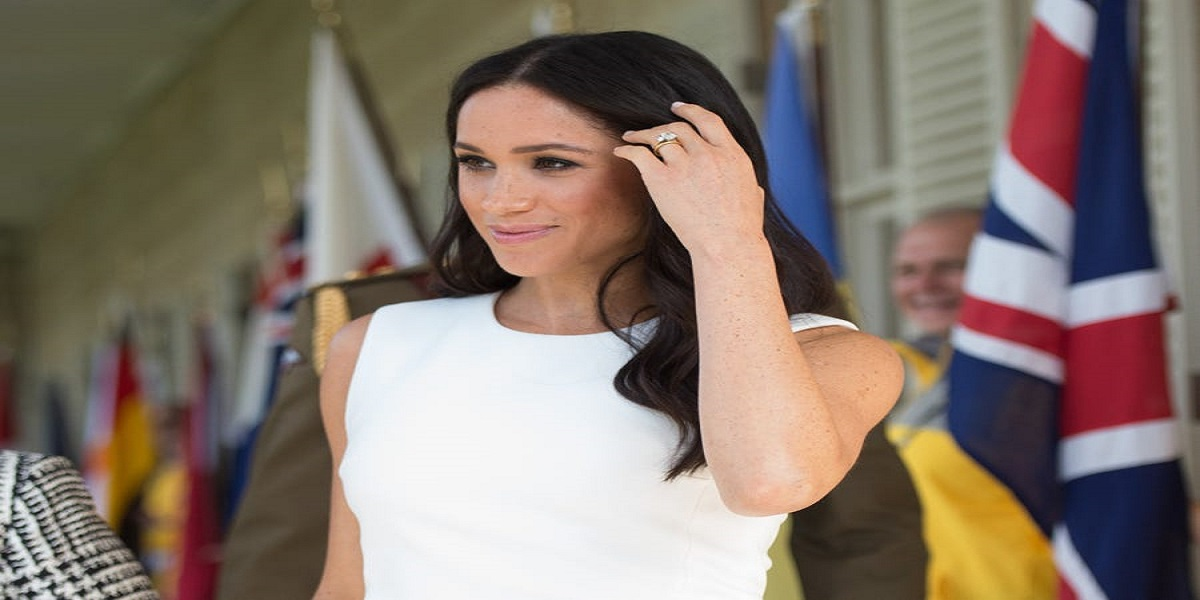 Meghan Markle's post royal life seems different as she wears dress worth $76