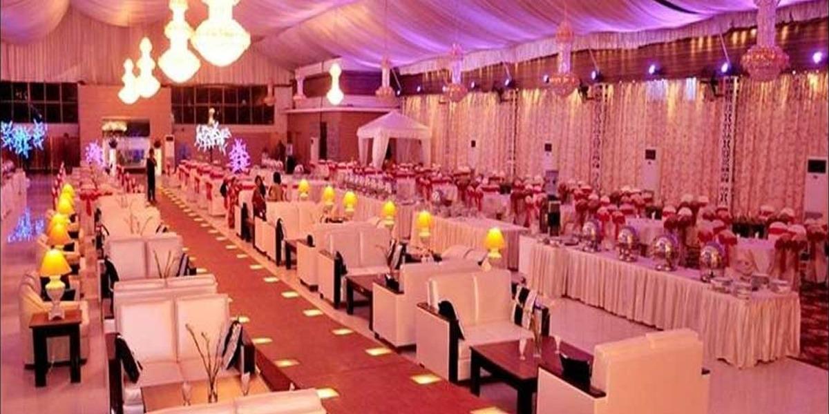 Marriage halls