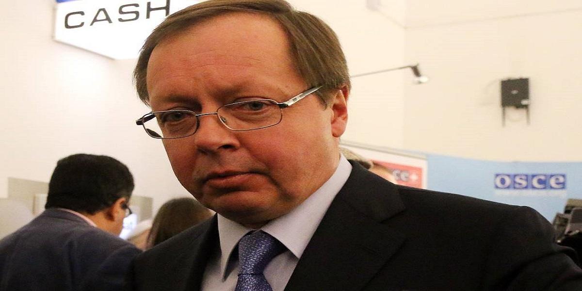 Russian ambassador denies vaccine hacking allegations