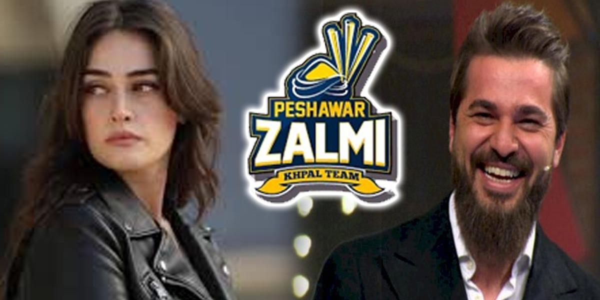 Ertugrul, Halime Sultan to be brand ambassadors of Peshawar Zalmi